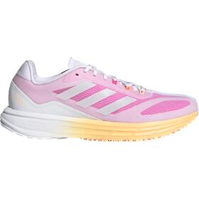 adidas SL20.2 Shoes Women footwear white/dash grey/screaming pink